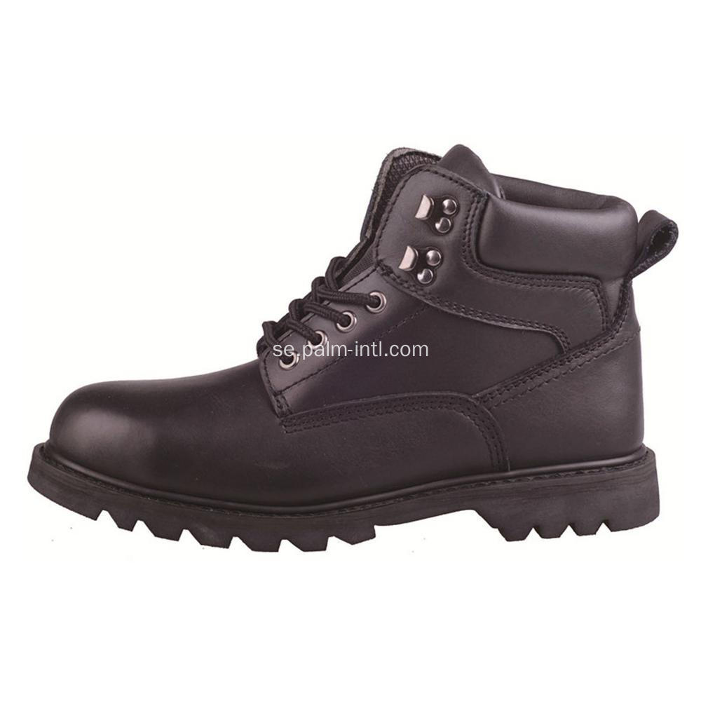 Toe Cap / Steel Plate Work Boots