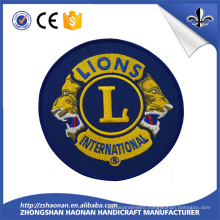 Omputer Machine Embroidery Clothing Label with Your Design