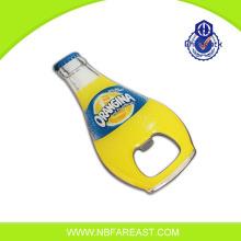Small MOQ custom fridge magnet bottle opener