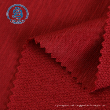 French Terry Knitted Fish Scale Fabric