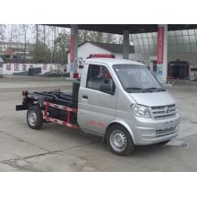 DONGFENG Gasolina Pequeno 3CBM Hook Lift Trucks