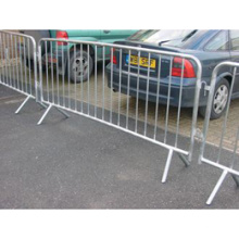 Suppression des barrières de contrôle de la foule de sécurité avec ISO9001 et SGS
