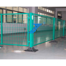 Workshop Welded Wire Mesh Fence