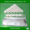 Lebensmittelqualität Chlordioxid-Tablette aus China Lieferanten