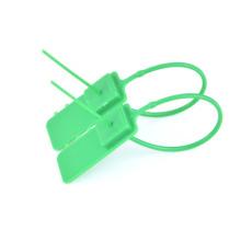Selo de segurança180mm (JY180T), selo plástico do uso de uma vez