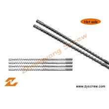 Бочка одношнекового экструдера (ZYE196)