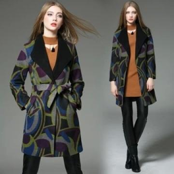 Wholesale neue Mode Frauen Wintermantel