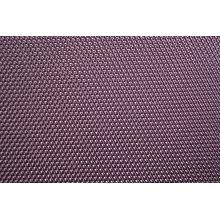 840d Twisted rayón de dos tonos de tela Jacquard con PVC recubierto para bolsas