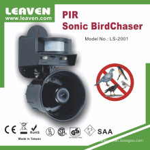 Sonic PIR Bird chaser bird repeller to repel birds