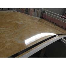 Hochglanz-Marmor UV-Panel UV-Board für Dekoration
