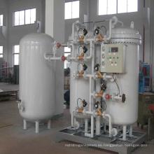 Generador de Nitrógeno de Aire de Alta Pureza