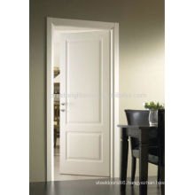 White Painted Craftsman Wood Door for Hotel Room