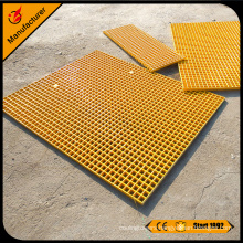 cheap corrosion resistant frp grating\ fiberglass grating\ frp grille
