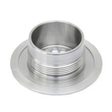 aluminium magnesium alloy turning cnc accessories parts
