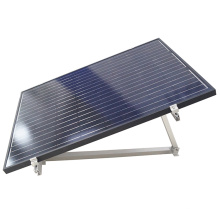 Montaje solar Triángulo de aluminio Panel solar Montaje Estructura Diseño