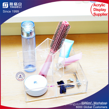 Clear Acrylic Cosmetic Storage Container
