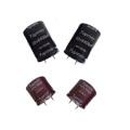 Snap in Aluminum Electrolytic Capacitor 105c Tmce18-19