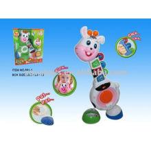 cartoon rabbit quartet electronic keyboard toys
