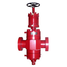 Válvula de compuerta de bloqueo plana hidráulica de la forja del aceite de la forja (CDGV)