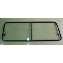 window frame with glass 4PCS