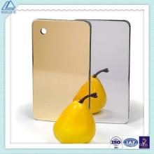 1050/5052 Aluminio / aluminio brillante / pulido / bobina del espejo con anodización