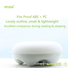 China factory IPUDA night lamp led with motion sensor 5V 2.4A outlets