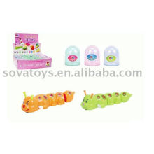 wind up insect toys caterpillar