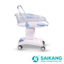 Cama infantil recém-nascida de plástico X01-4