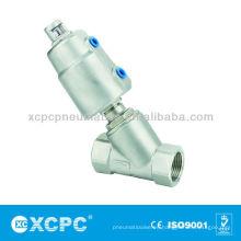 Serie XC acero inoxidable Bisel (válvula de asiento)