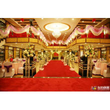 Customized Red Carpet Waterproof Wedding Used