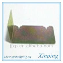 Chapa revestida com zinco folha de metal de alta precisão