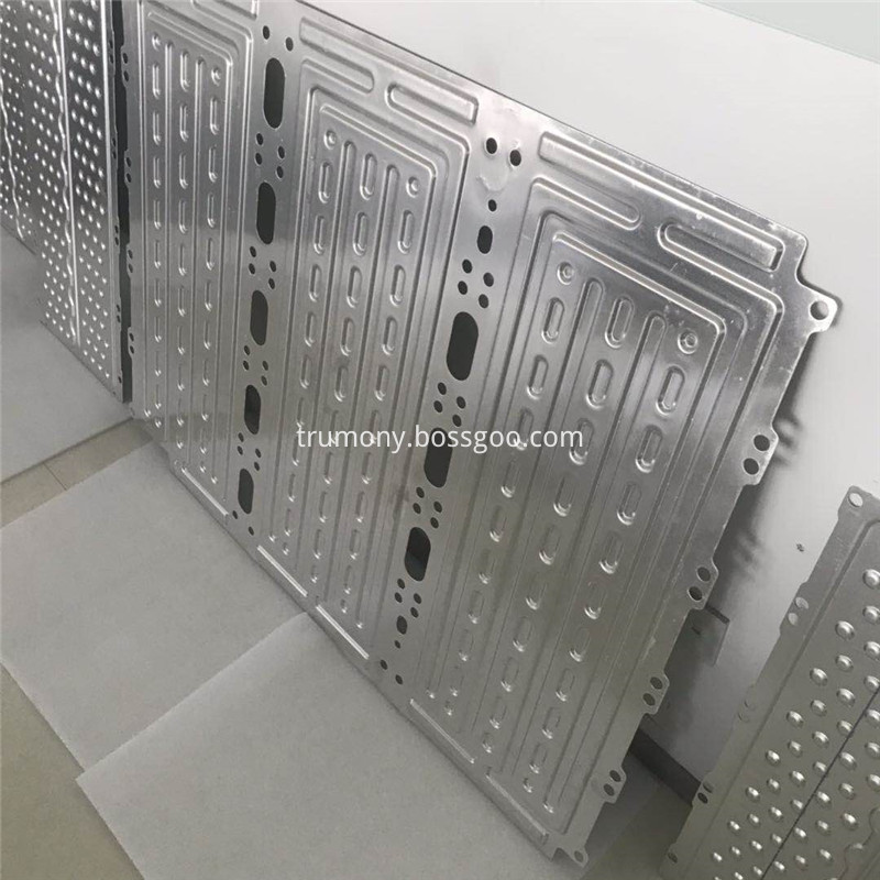 Aluminum Water Cooling Plate9