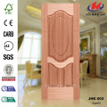 3+1 Panels  EV- Sapelli Veneer Door Panel