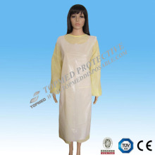 Food and Medical Disposable PE Apron