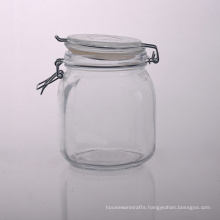 1100ml Airtight Canister with Silicone Seal