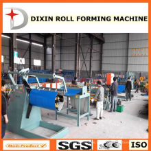 Decoiling & Slitting & Cut para Comprimento & Recoiling Machine