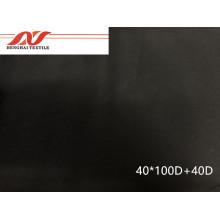 Cotton polyester stretch 40*100D+40D 57/58 120GSM