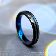 MOQ 5PCS Man Cool Tungsten Jewelry with Stock Rings