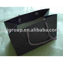 UV printed paper bag/cardboard bag/luxury gift bag