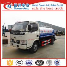 Camión de agua de China con la capacidad de 5000L para la venta
