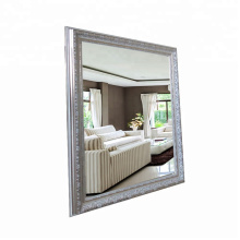 Framed decorative mirror shower mirror glass cosmetic mirror