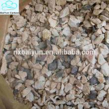 Hohes Al2O3-Gehalt metallurgisches Bauxit