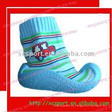 Zapatillas de goma