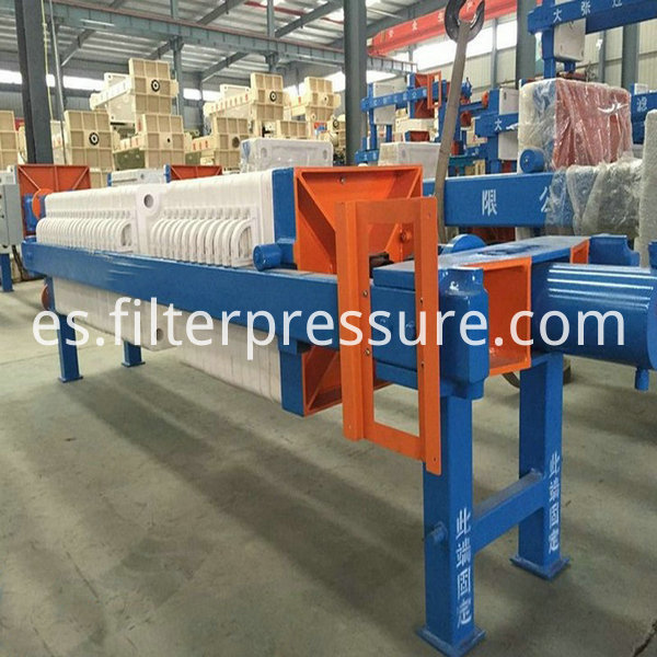 Good Price Plate And Frame Filter Press