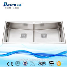 kitchen stainless steel sink work table anaerobic digester upc sinks