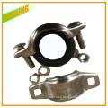 Steel Pipe Repair flexible Rubber Coupling