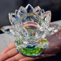Bougeoir en cristal de bougeoirs 2016 de bougeoir de haute qualité