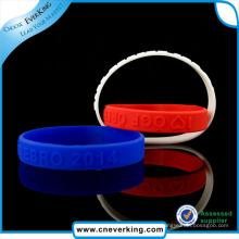 Silicone Jewelry Main Material Bangles Type Anti Mosquito Wristband