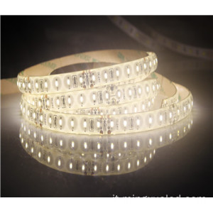 Ultra sottile SMD3014 Led Strip luce IP66 bianco caldo