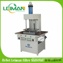 PLZA-1 Non-woven Fabric Air Filter Element Making Heat Jointing Machine